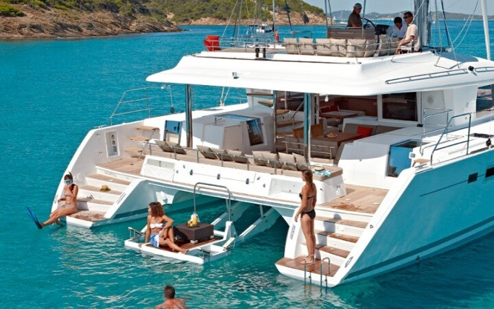 catamarans Yacht Charter Boat Charter Sailing Holiday Crewed Bareboat Skippered