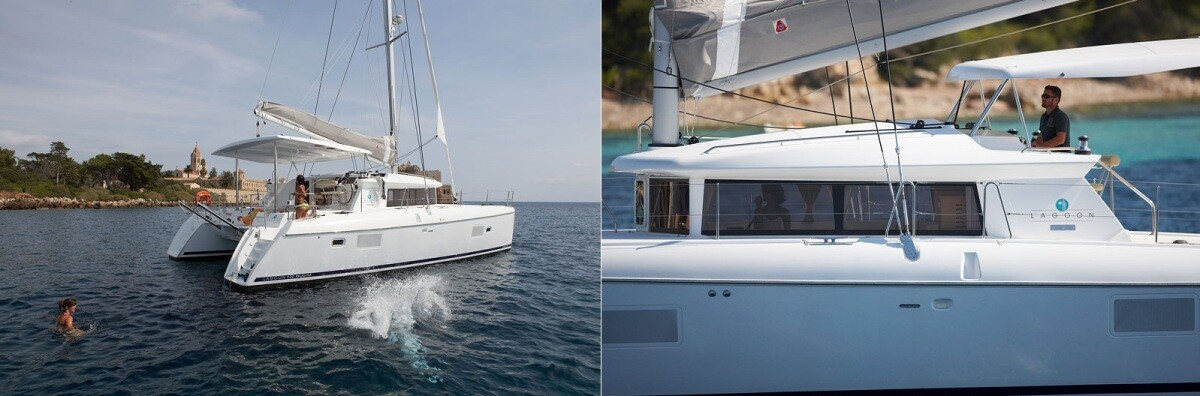 yacht charter sailing holiday catamarans