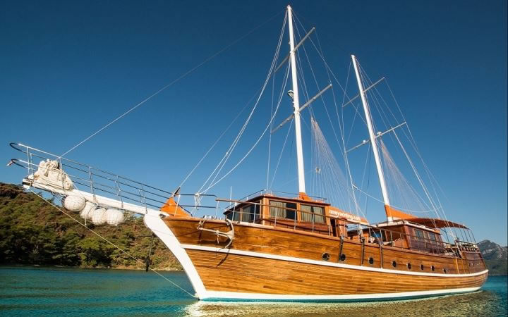 yacht charter sailing holiday gulets