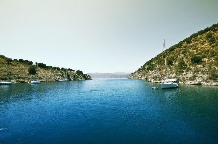 gocek fethiye  yacht charter routes sailing holiday boat charter sailboats gulets catamarans motor yachts