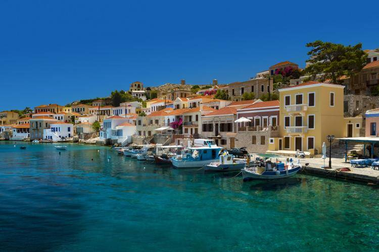 Kos Northern Dodecanese Islands yacht charter routes sailing holiday boat charter sailboats gulets catamarans motor yachts