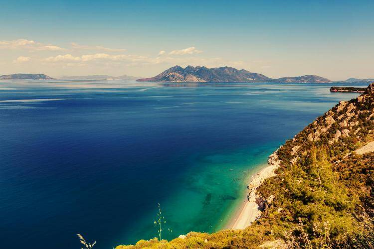 Marmaris Southern Dodecanese yacht charter routes sailing holiday boat charter sailboats gulets catamarans motor yachts
