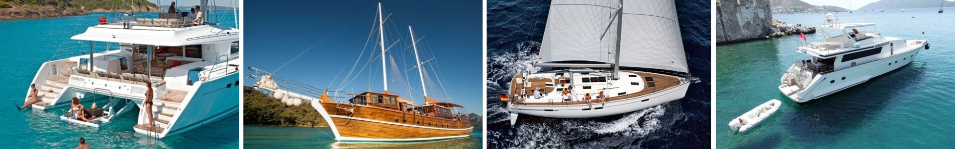 yacht charter sailing holiday boat charter